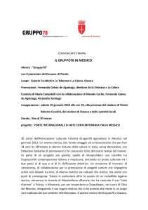 COMUNICATO STAMPA GRUPPO78 OAXACA_Page_1